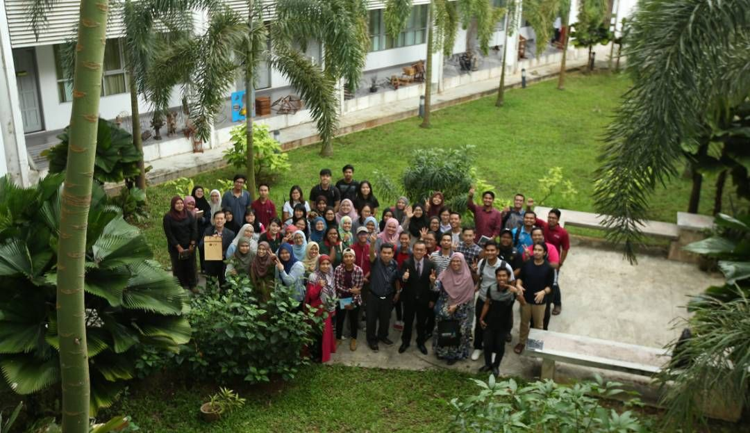 Career/Industrial Talk from Medini Iskandar Malaysia | Photos