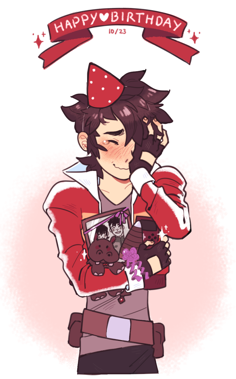 Happy birthday Keith! Awwww this is just so great | Voltron