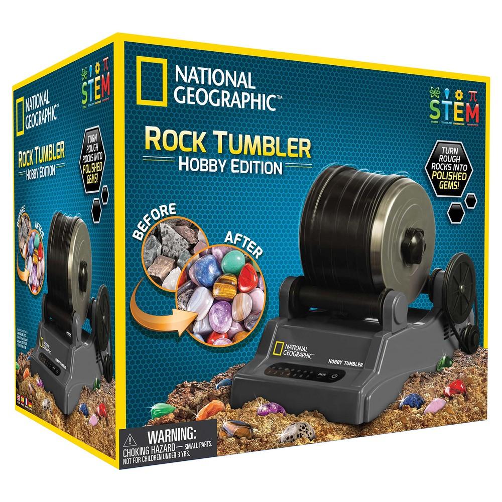 National Geographic Hobby Tumbler Kyle Stuff Tween Boy