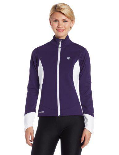 PEARL IZUMI Womens Pro Softshell 180 Jacket,Black,Large