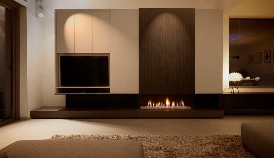 Desloover architecturale haardconcepten realisaties own house