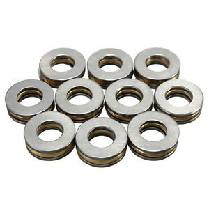 a 10pcs f6 14m 6x14x5mm axial ball thrust bearing 6 x 14 x 5mm
