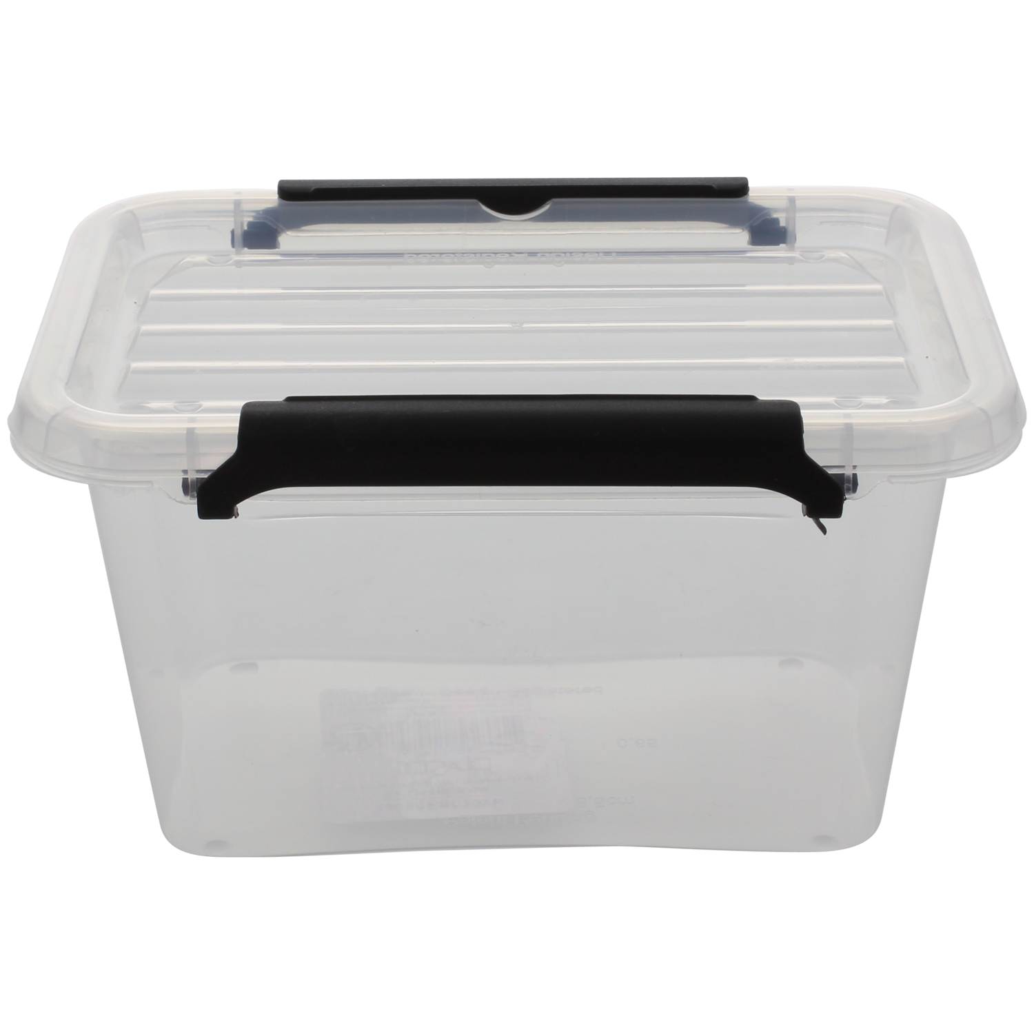Opbergbox Plastic Opbergbox 65 Liter Ikea Action Pinterest Action