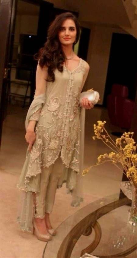 2018 New Fashion Pakistani Bridal Dress