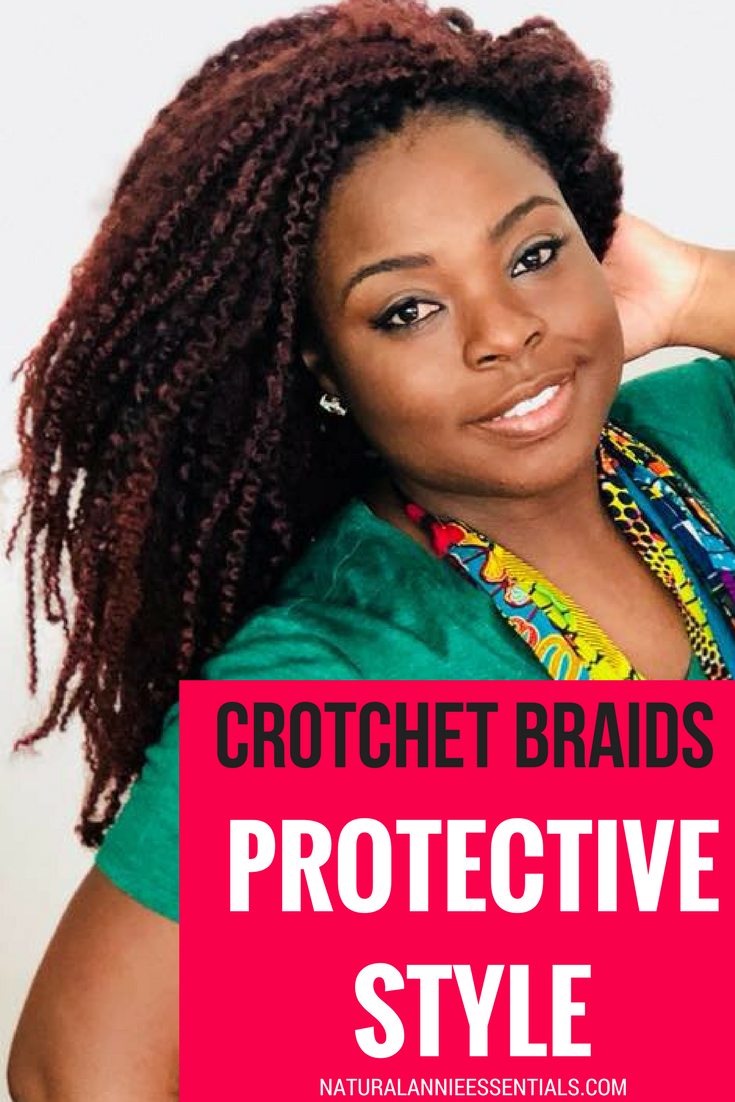 Protect Your Hair While Wearing Protective Styles Like Crotchet Braids Regular Braids Or Weaves With Happy E Crotchet Braids Regrow Hair Naturally Regrow Hair
