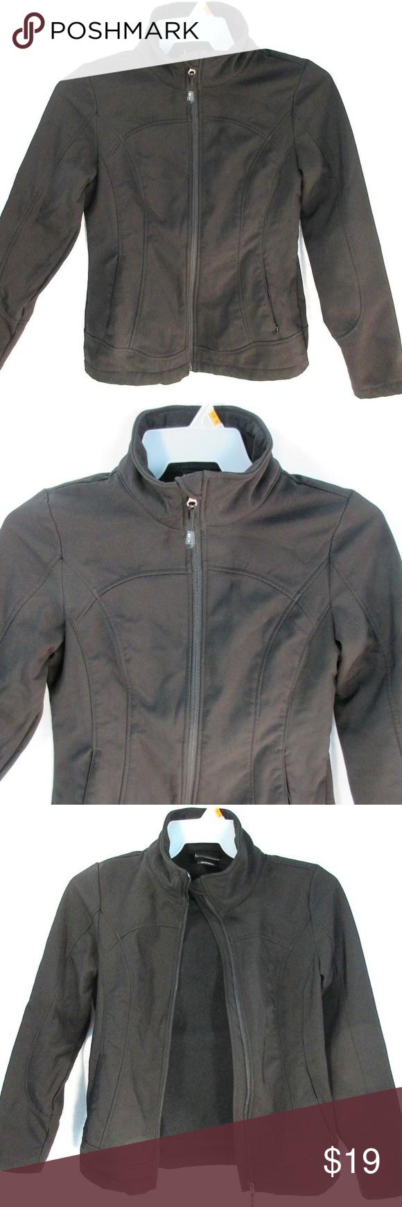 2018b675add CB Sports Women s Athletic Sports Jacket Small CB Sports Women s Athletic  Sports Jacket Size S Black