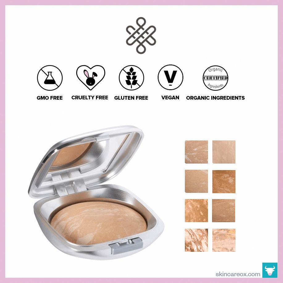 natural ingredient makeup makeupgeek Best organic