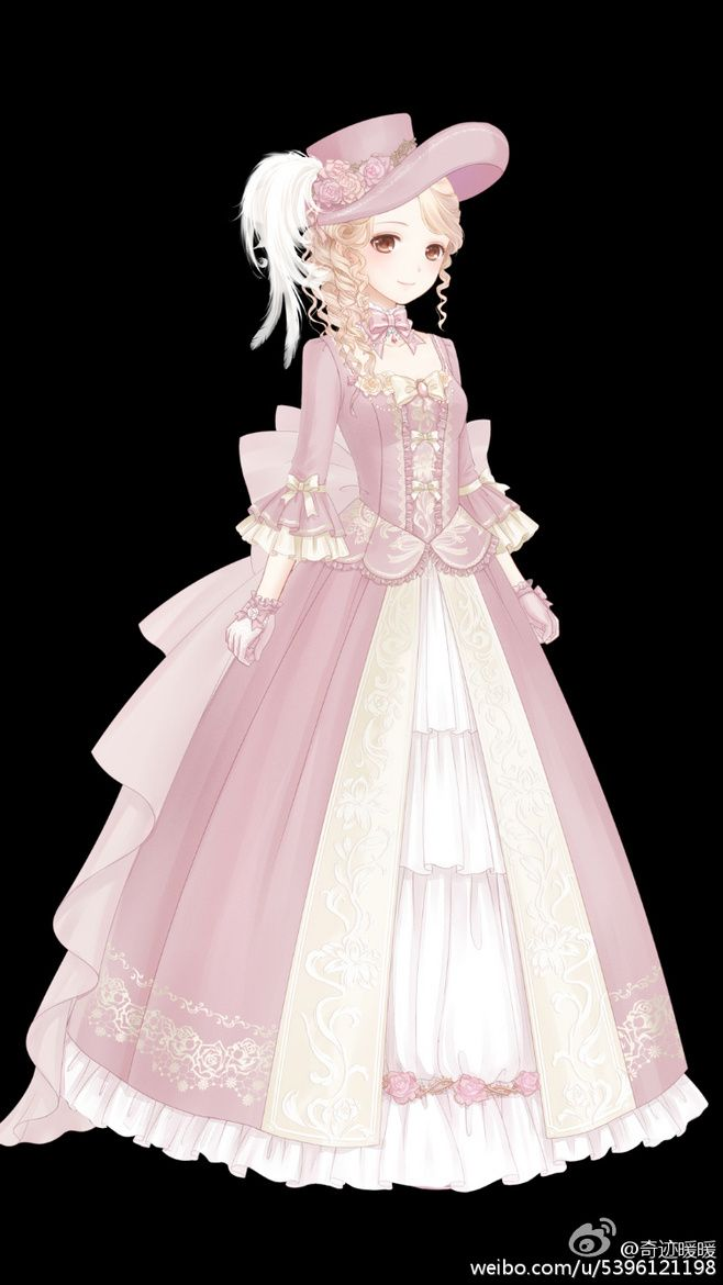Robe de la vicomtesse | animé girls | Pinterest | Anime, Gowns and Manga