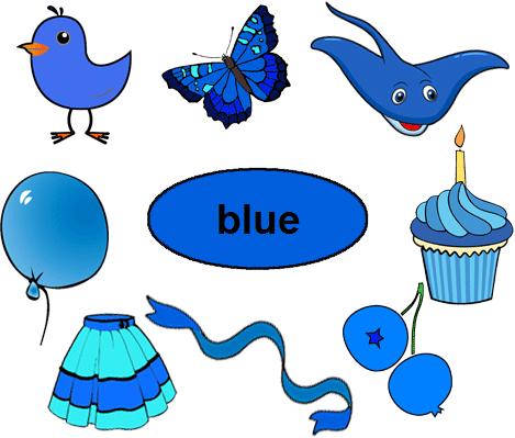 Color Blue Worksheets For Kindergarten Color Songs Preschool Preschool Color Activities Preschool Colors