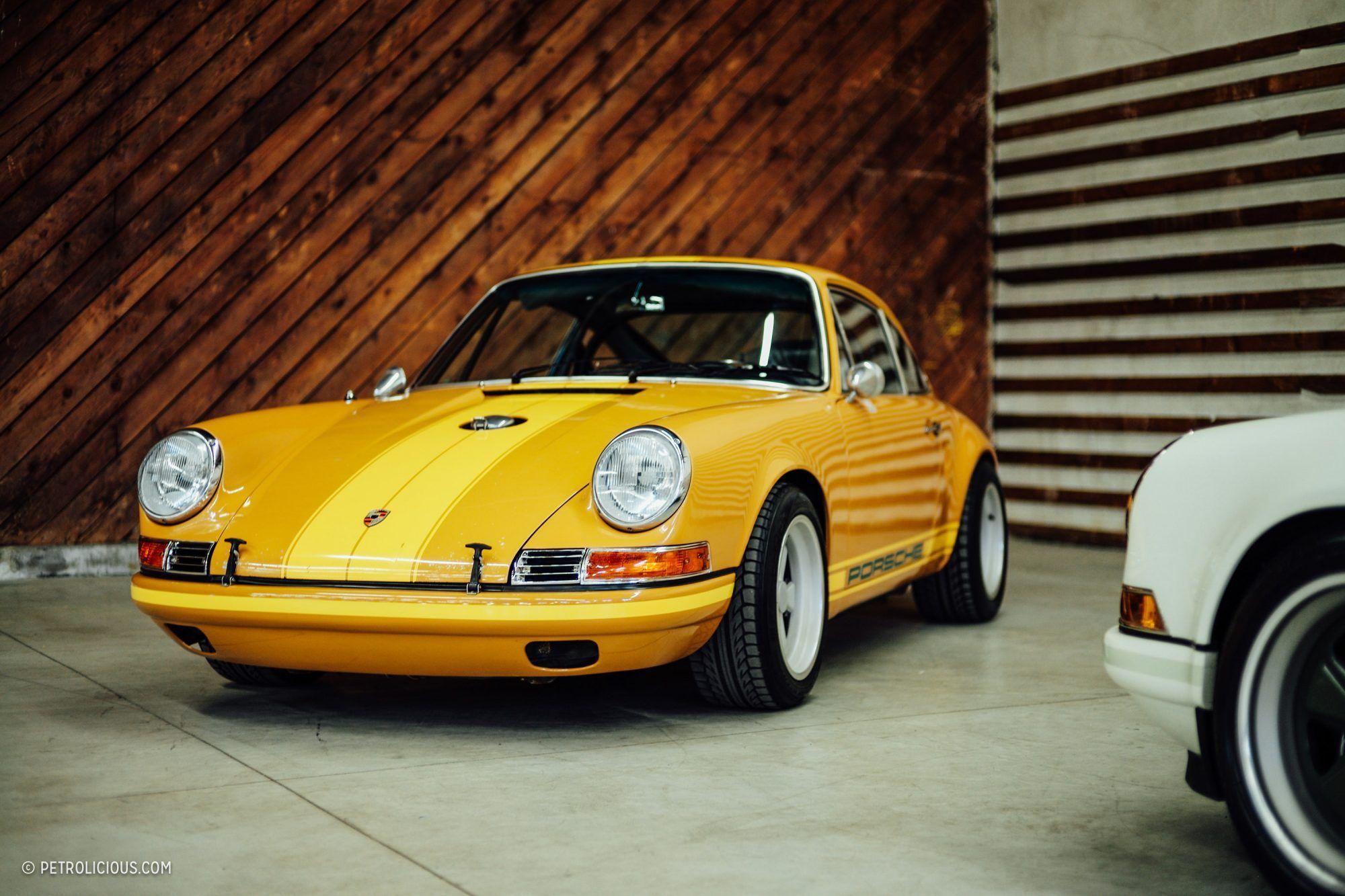 It comes as no surprise that Luftgekühlt 4 was just pure Porsche pornography.