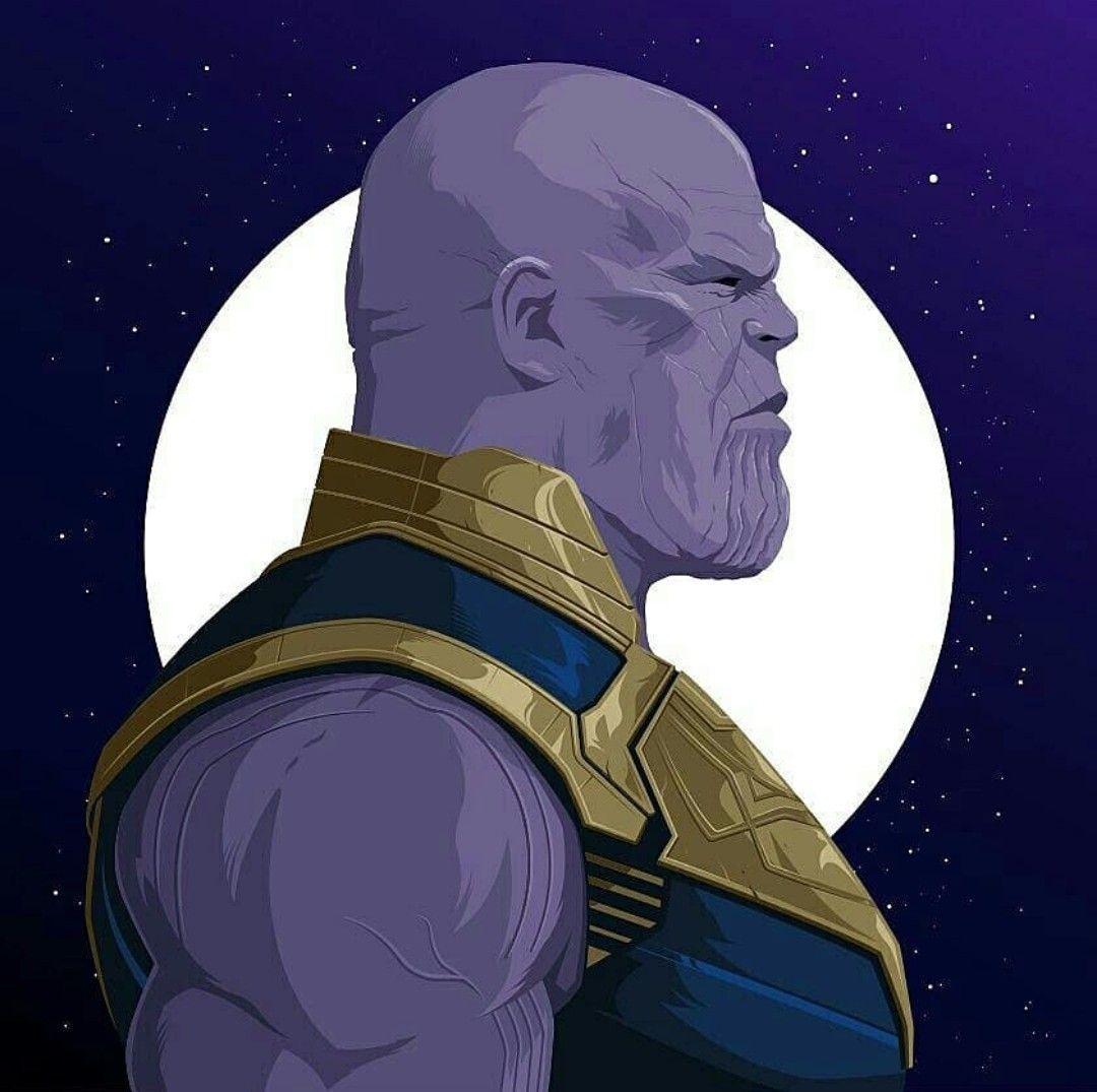 Thanos Imagens Star Wars Personagens Iconicos Marvel Desenhos