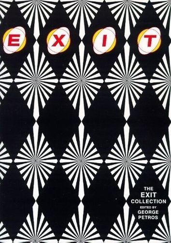 The Exit Collection book Raymond Pettibon Steven Cerio HR Giger Joe Coleman 1997