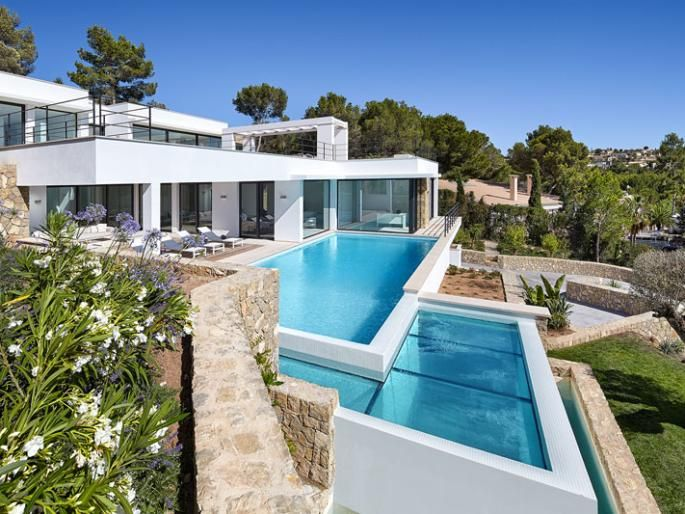 State of the Art residence with panoramic views Engel & Völkers Property Details | W-00R3JJ - ( Spain, Mallorca, Santa Ponsa, Santa Ponsa )