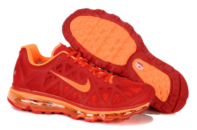 nike air max 2012 anthracite total orange