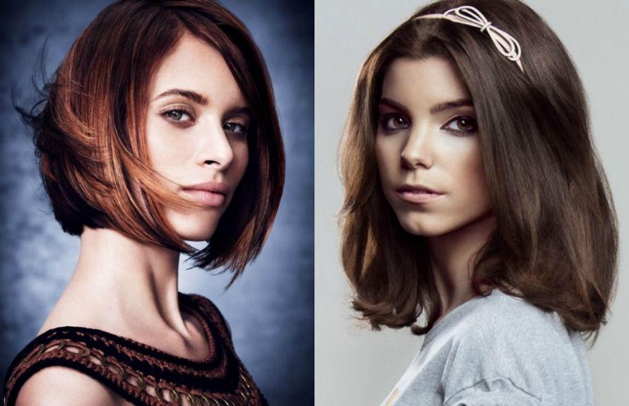 30 Modele De Tunsori Par Mediu La Moda Hairstyle Hair Styles