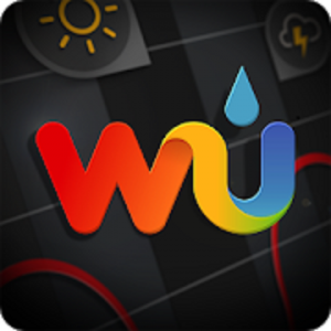 The new Weather Underground Android app provides the