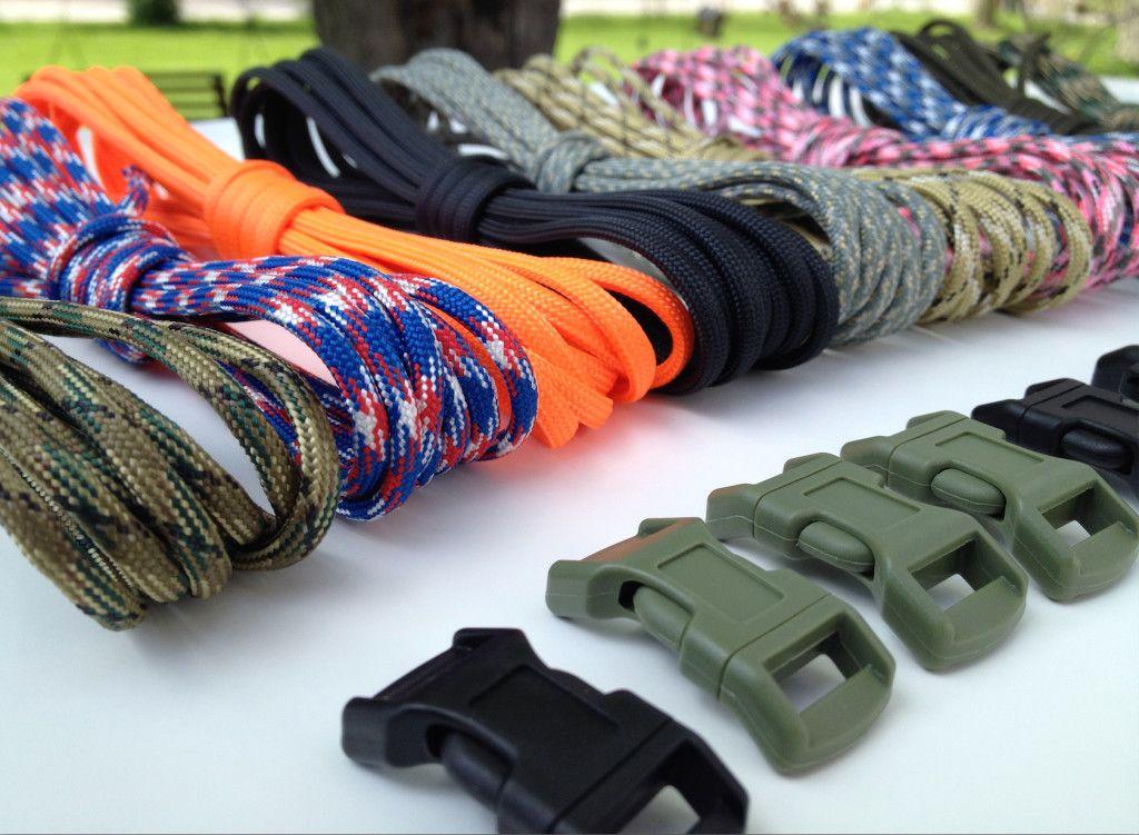 Paracord Bracelet Kit X Cords All American Survival Bracelet Kit