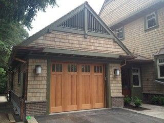 Custom Carriage House Garage Doors Craftsman Garage And Shed Toronto By Markham Garage Doors Ltd Garage Door Trim Garage Door Design Garage Door Styles
