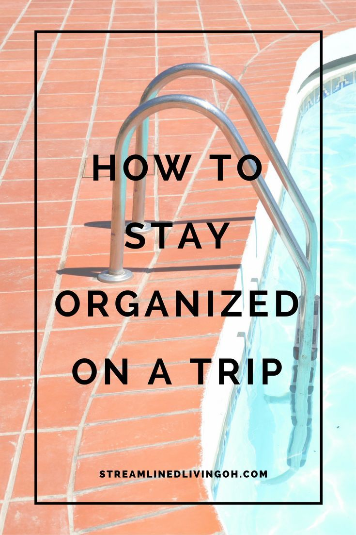 How to Stay Organized on the Road pics