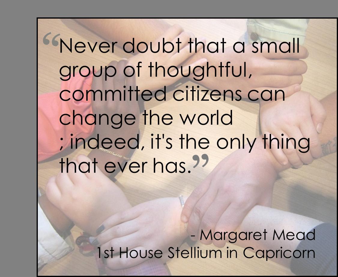 First House Capricorn Stellium   Astroloogia - Inspirational