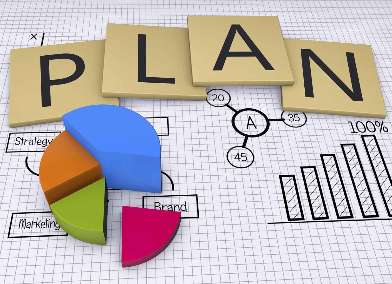 Plan estratégico de una empresa Plan estrategico, Planos