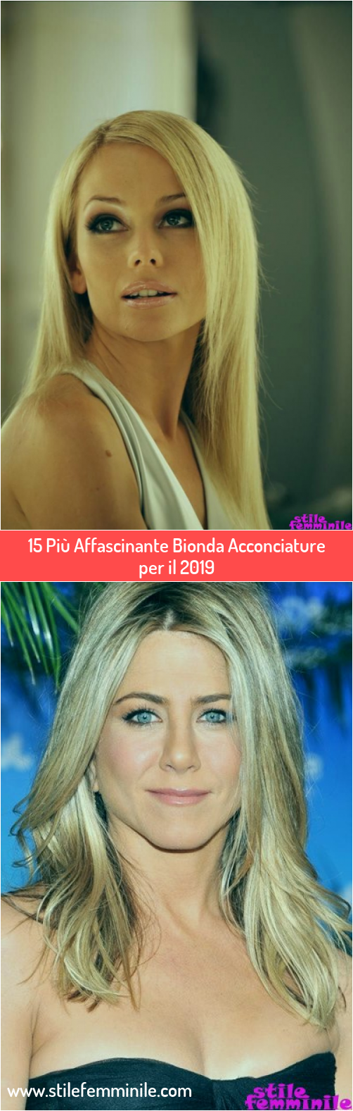 Photo of 15 Più Affascinante Bionda Acconciature per il 2019