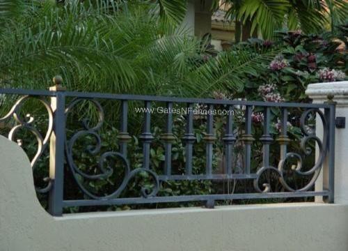 Decorative Metal Fencing Decorative Metal Fence Decorative