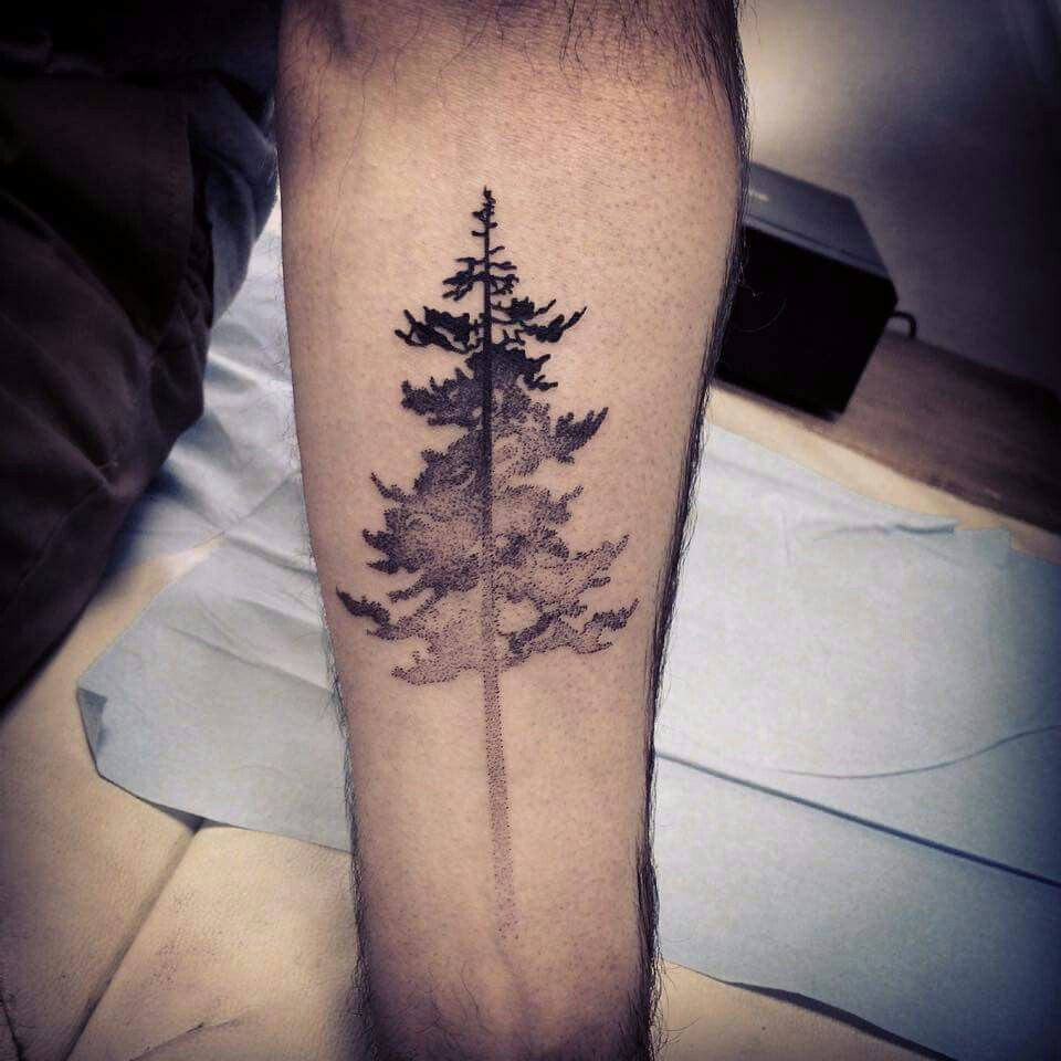 Cool Water Color Look For Forearm Tree Tattoo For Me Pinterest