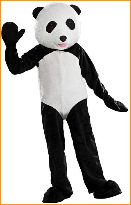 panda bear parade mascot costume halloweencostumes4u 161 50 1980s Costumes panda bear parade mascot costume halloweencostumes4u 161 50