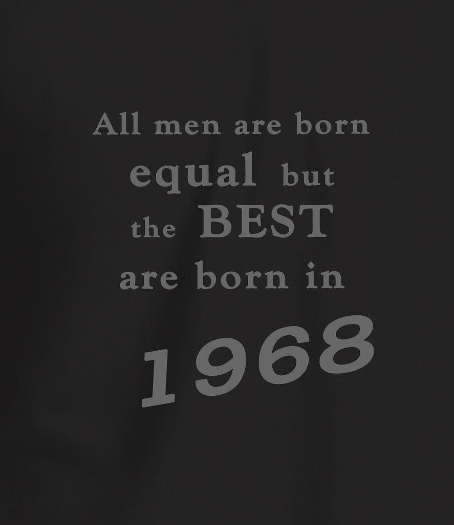 Best men are born in 1970 50th birthday t shirt funny