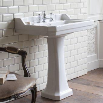 Traditionally Styled Bathroom Basins & Sinks By Leading ...