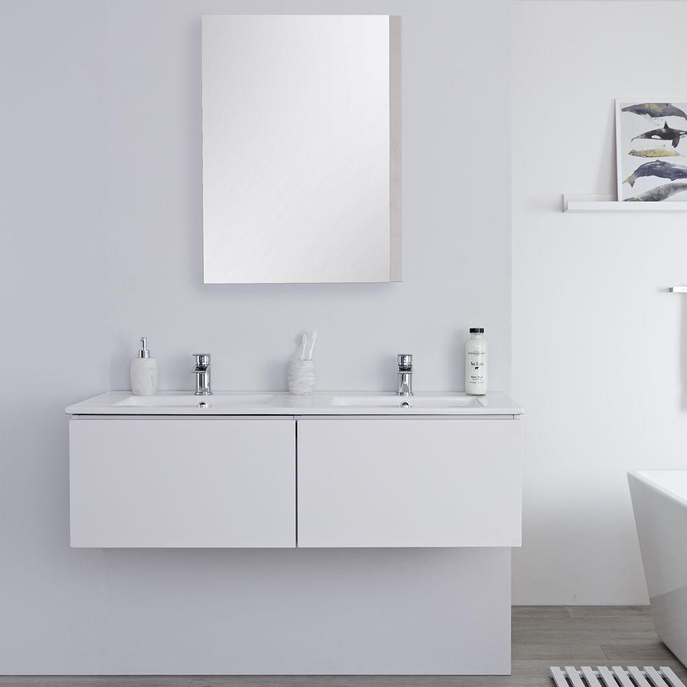 Te Ofrecemos Una Amplia Gama De Muebles Distintas Medidas Y Colores Para Banos Grandes Y Pequeno Muebles De Lavabo Color Para Banos Muebles Para Banos Modernos