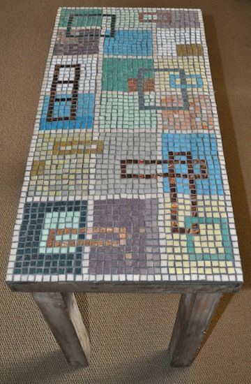 Project+Table | How to Make A Mosaic Table - Best Australian Online Mosaics Supplier ...