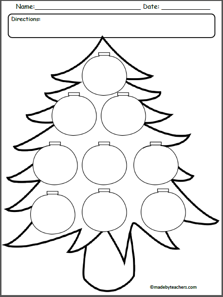 Printable Worksheets and Activities — Made By Teachers