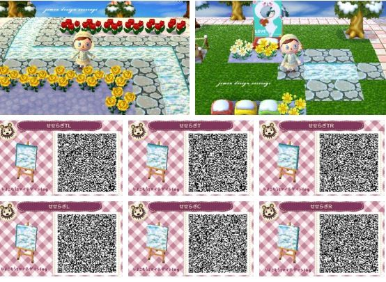 Water 1 animal crossing pinterest for Carrelage kitsch animal crossing new leaf
