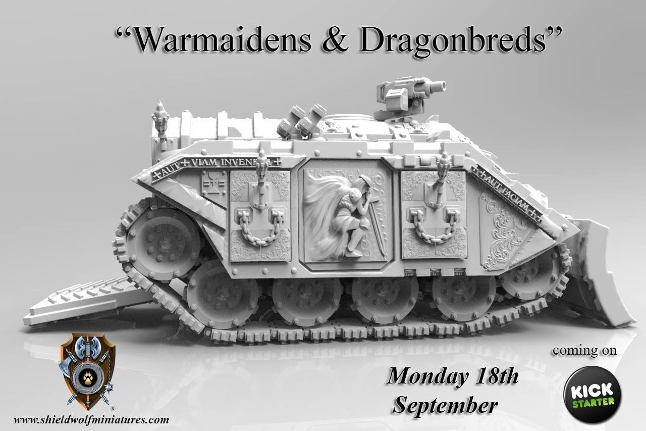 Alternative 40k tanks | -WARHAMMER 40K- | Warhammer models