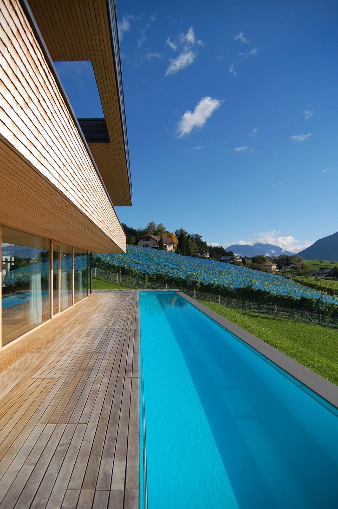 Rhine Valley Home 10 Lap Poolsswimming