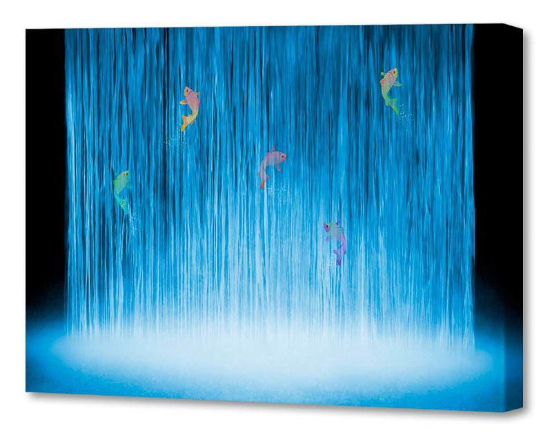 'Endless Journey' by Scott J. Menaul Graphic Art on Wrapped Canvas