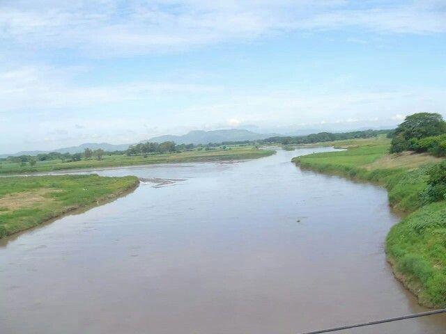 Río Lempa, El Salvador