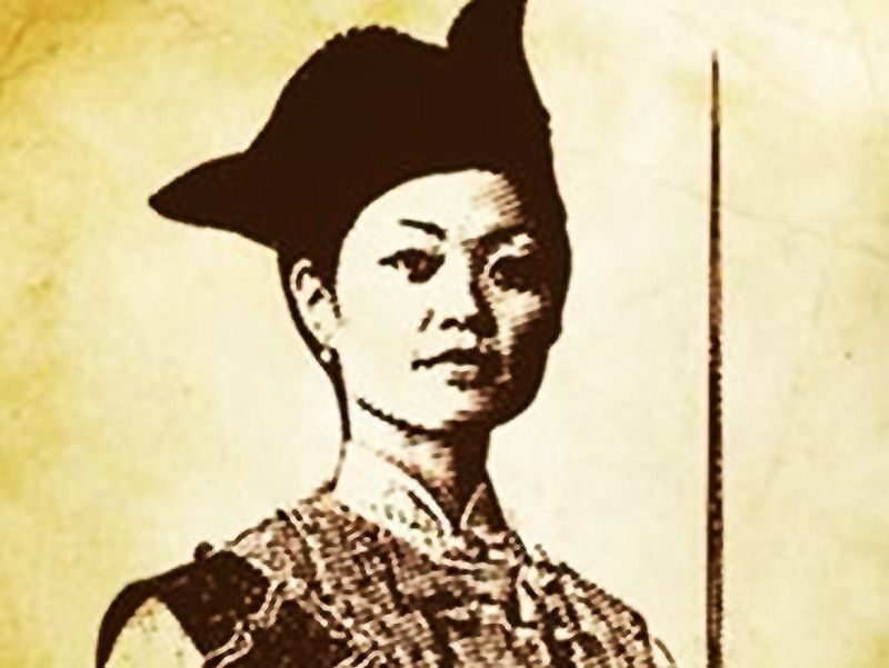 Ching Shih Was A Prostitute Captured By Pirates Description From Tumblr Com I Searched For This On Bing Com Images