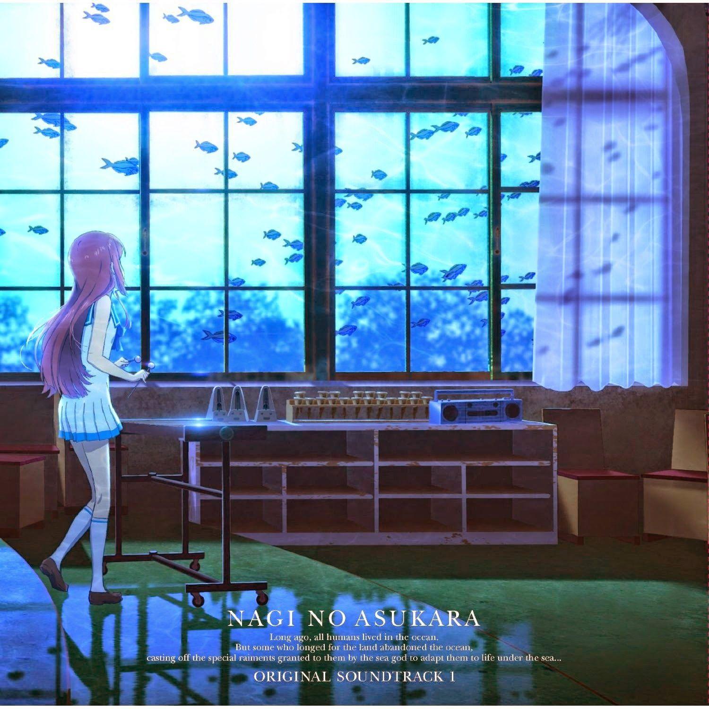 Nagi no Asukara: Episode 18 - Shioshishio | Anime images