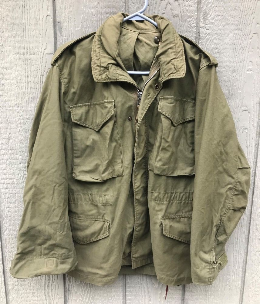 b5ade906335ca Vintage 1970 Vietnam War U.S. Army M-65 Hooded Field Coat Jacket Small # fashion #clothing #shoes #accessories #vintage #mensvintageclothing (ebay  link)
