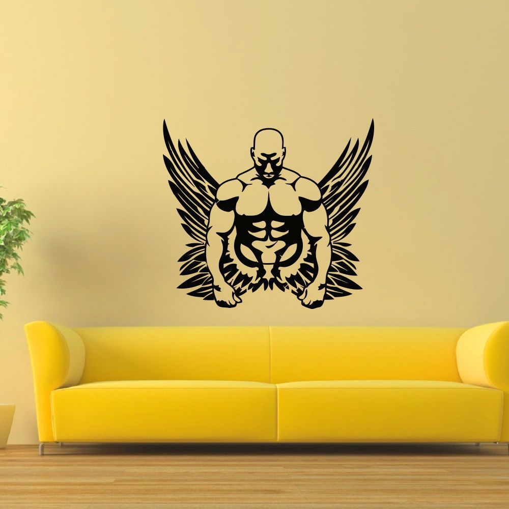 Removable Wall Room Decor Art Vinyl Sticker Mural Decal Sport ...
