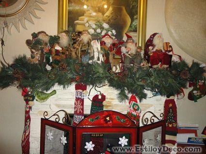 Navidad en la casa de Martha Navidad, Medias de invierno y En la casa