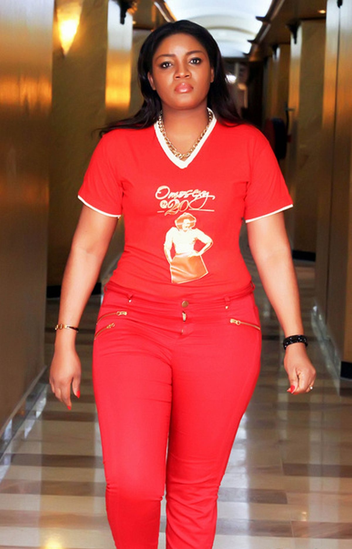 Omotola Jalade Ekeinde Photos Of Day