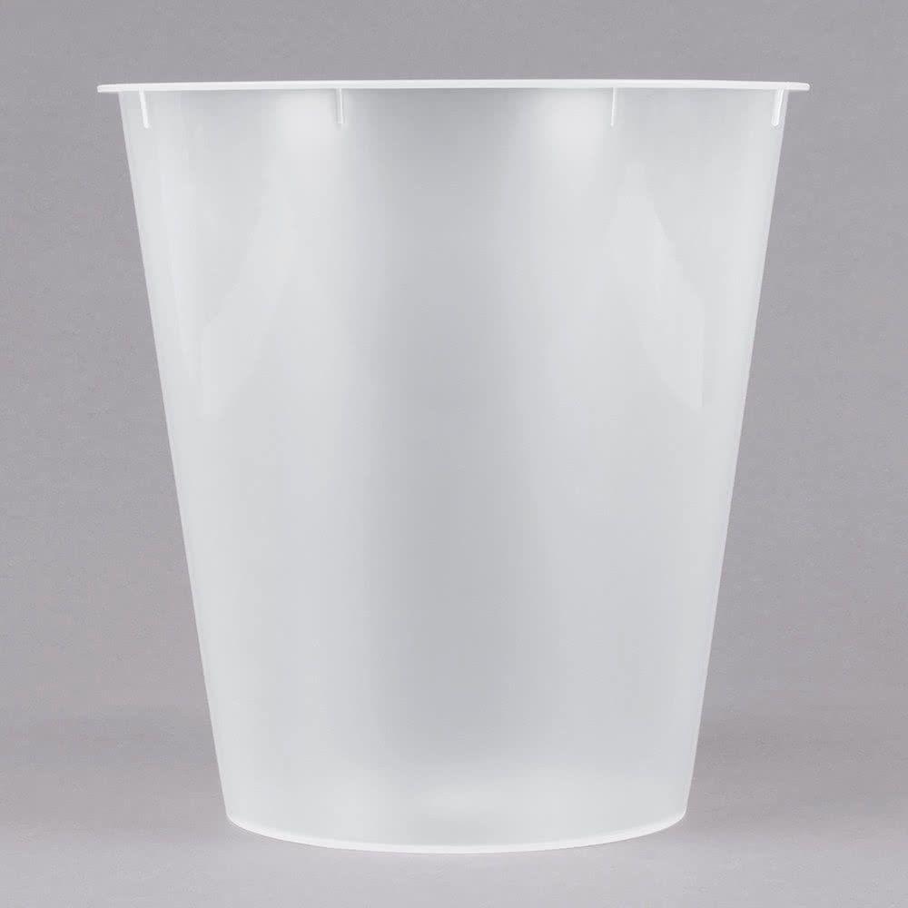 Waste paper basket liners boil milk