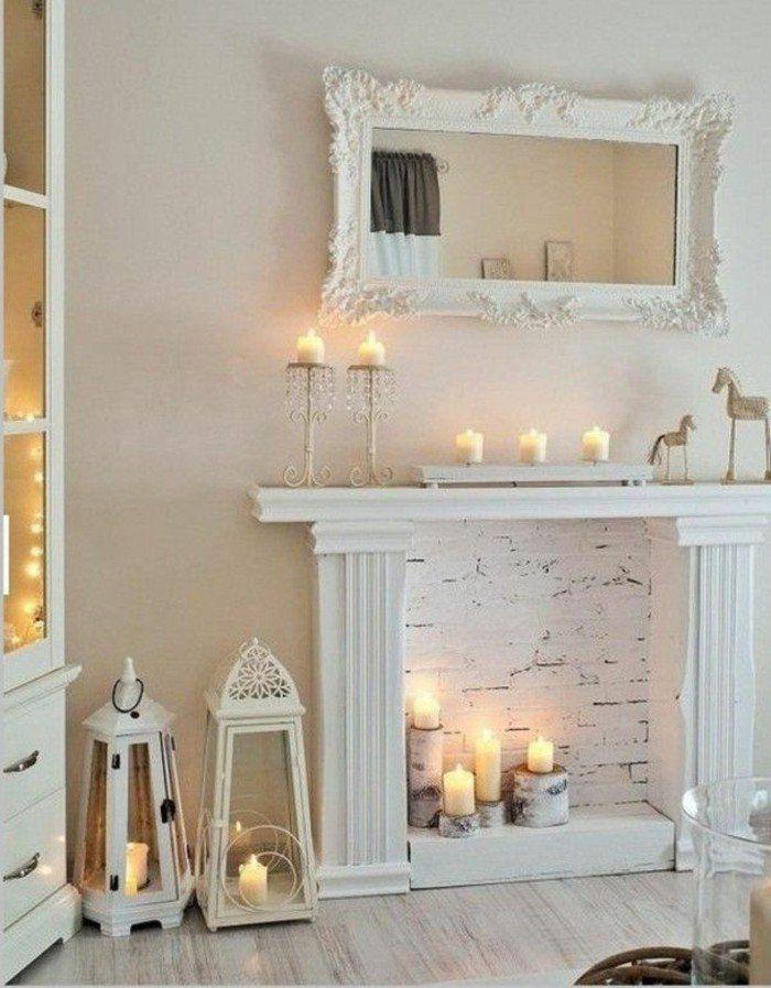 Les meubles shabby chic en 40 images d\'intérieur! | Shabby, Faux ...