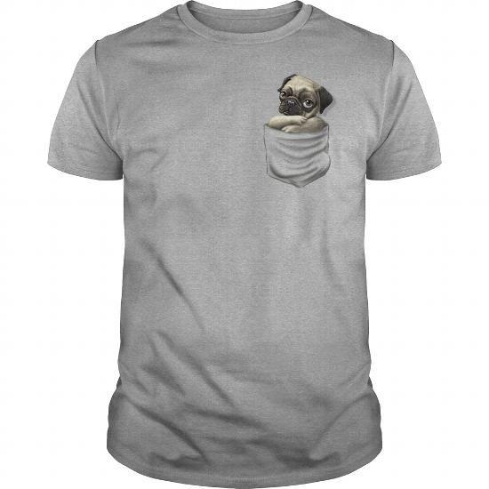 PUG T Shirts, Hoodies, Sweatshirts. CHECK PRICE ==► https://www.sunfrog.com/Pets/2016-PUG-Sports-Grey-Guys.html?41382