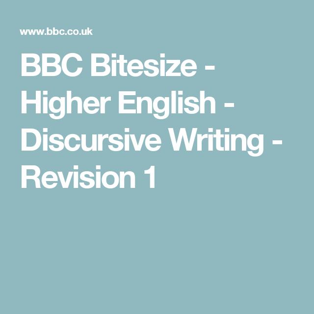 persuasive essay bbc bitesize