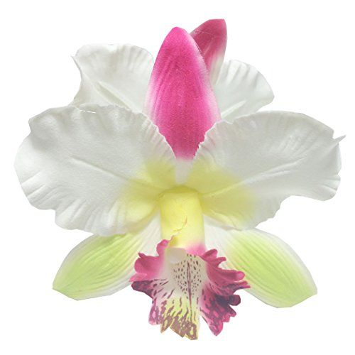 Owm Beauty Accessories Hair Nearly Natural Orchid Flower Double